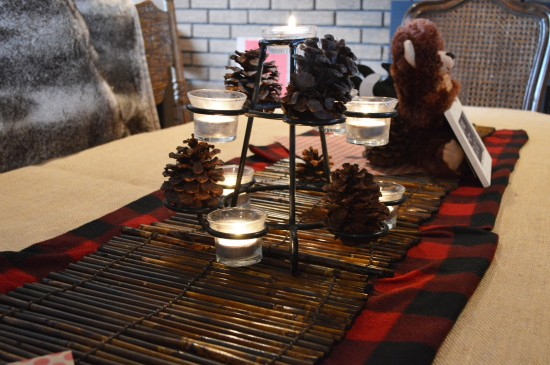 Tablescape Closeup