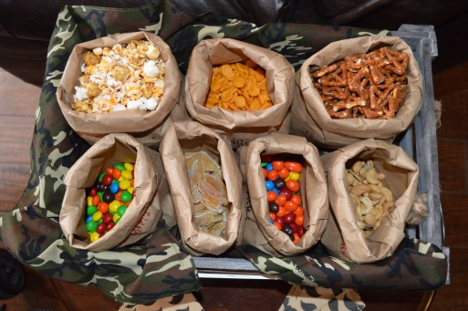 Trail Mix Contents